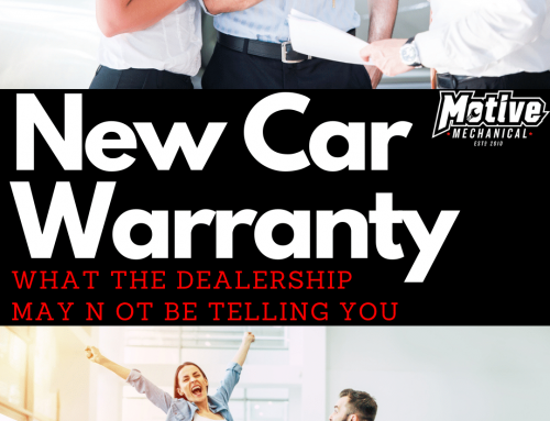 New Car Warranty – What The Dealership May Not Be Telling You