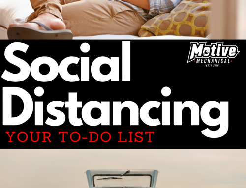 Social Distancing – To Do List