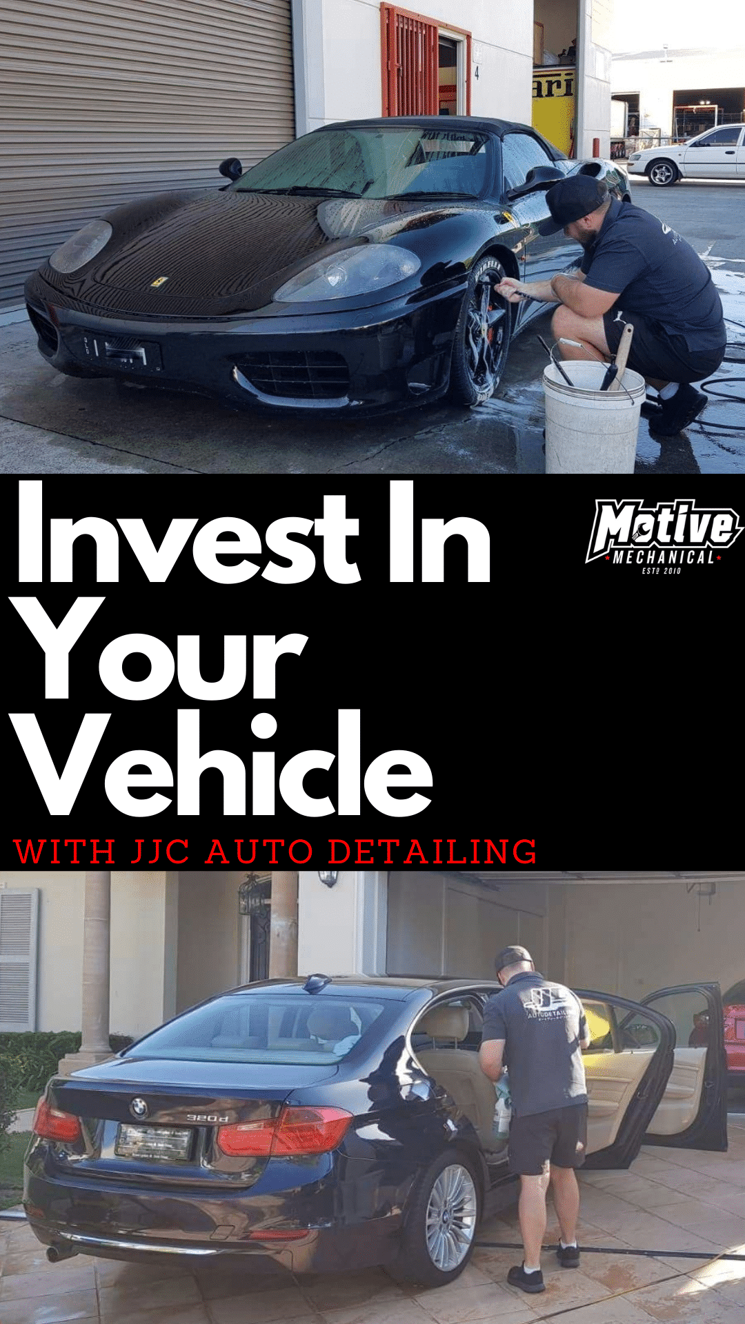 Invest in Your Vehicle