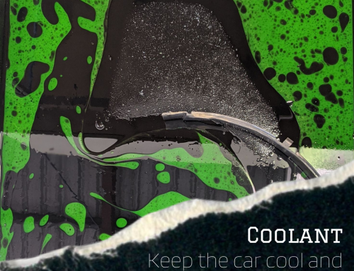 Coolant: Keep your car cool and chilled out