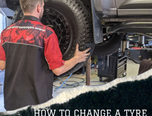 Tyres: How to Change a Spare Tyre and Check My Own Tyre Pressure