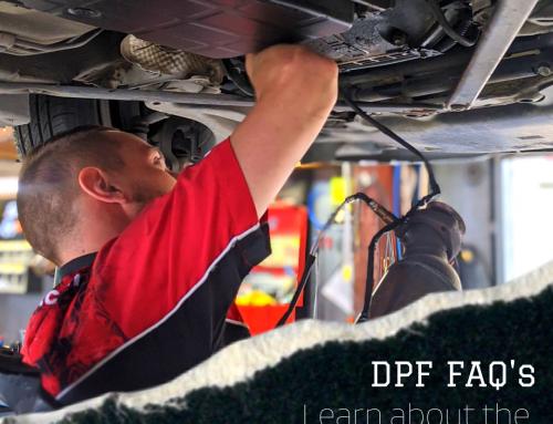 DPF: Diesel Particulate Filter