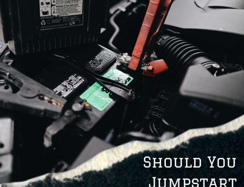 Should You Jumpstart a Newer Model Vehicle?