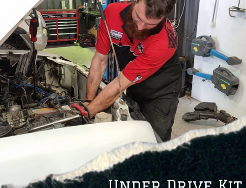 What Is an Underdrive Kit?